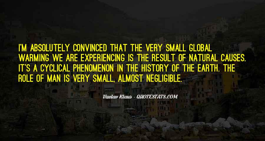 Quotes About Natural History #700393