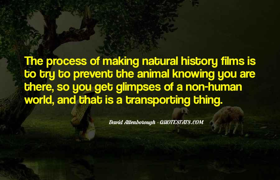 Quotes About Natural History #80033