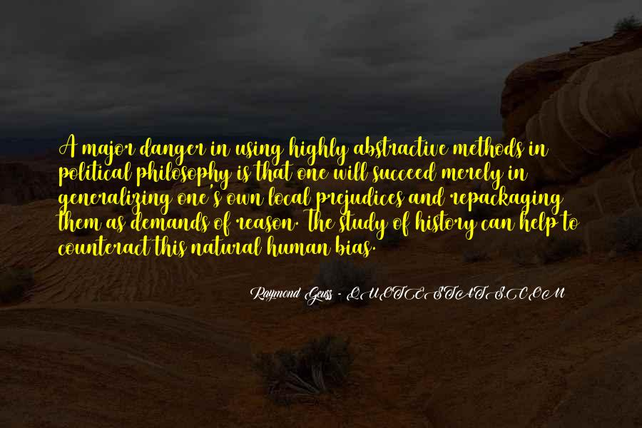 Quotes About Natural History #965289