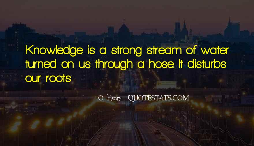 Water Hose Quotes #1185020