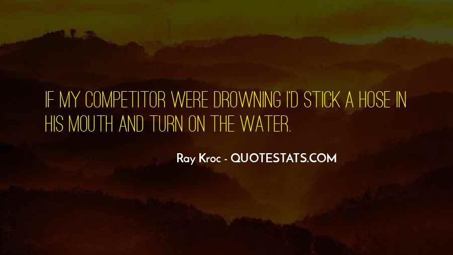 Water Hose Quotes #92308