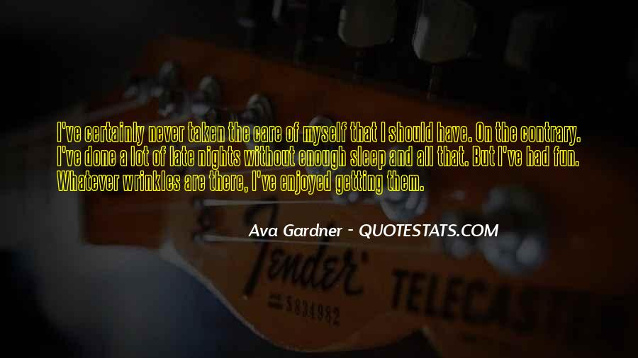 Quotes About Never Having Enough #12137