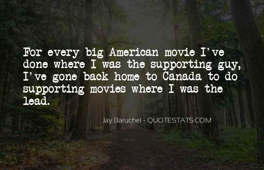 Way Back Home Movie Quotes #117253