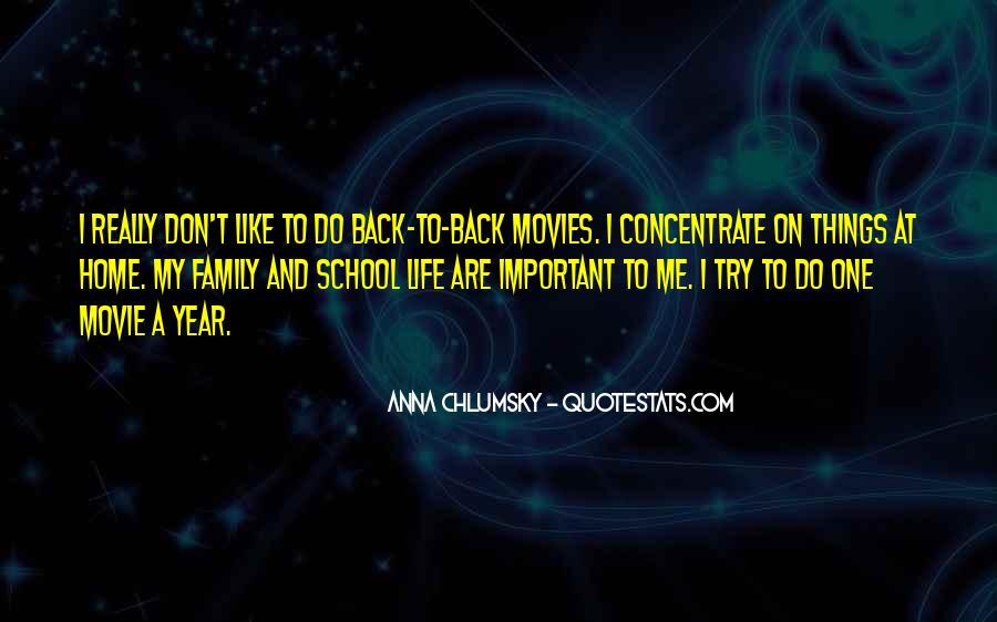 Way Back Home Movie Quotes #1817960