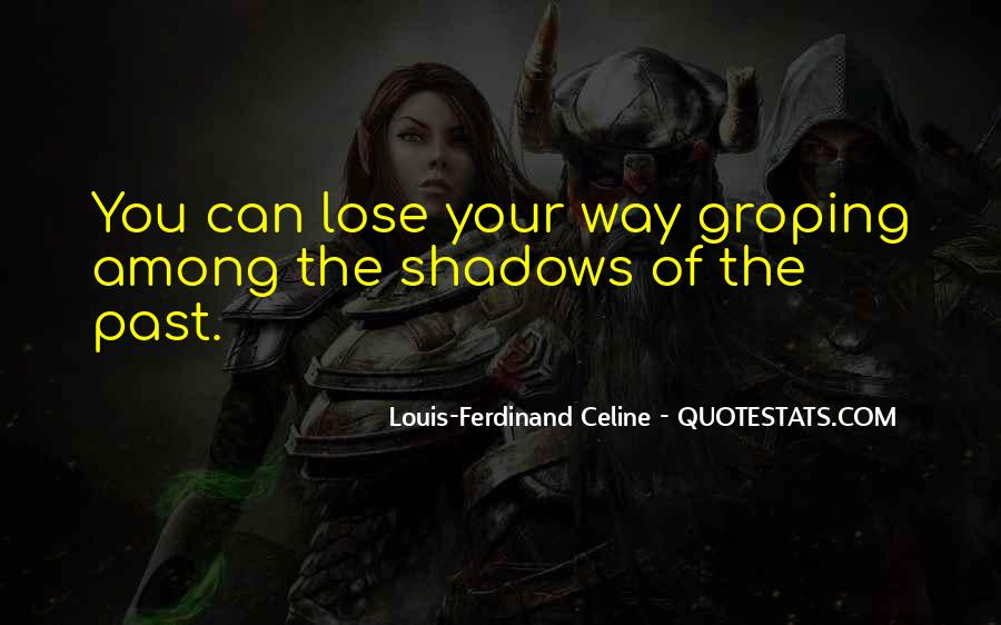 Way Of Shadows Quotes #1268646