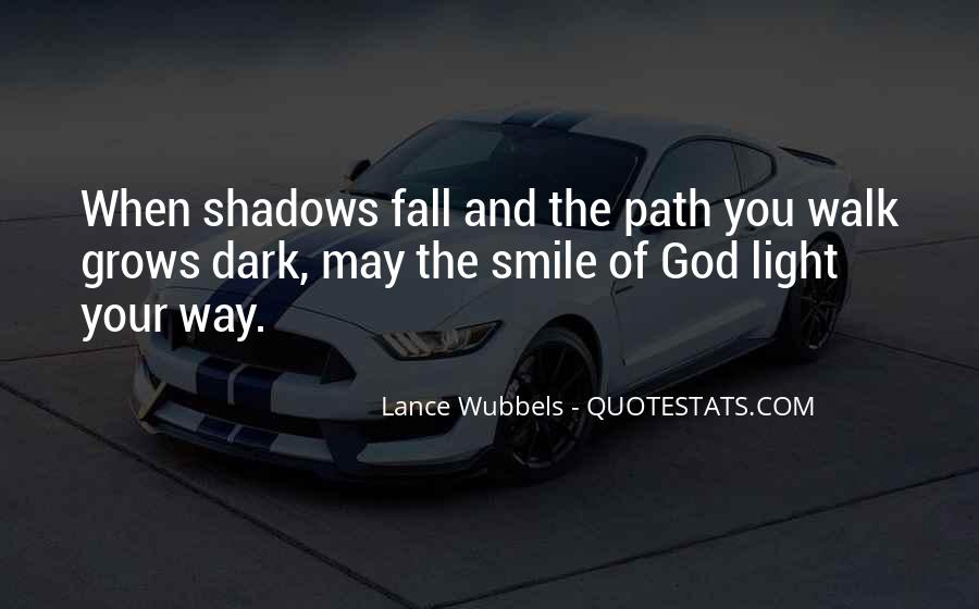 Way Of Shadows Quotes #1567053