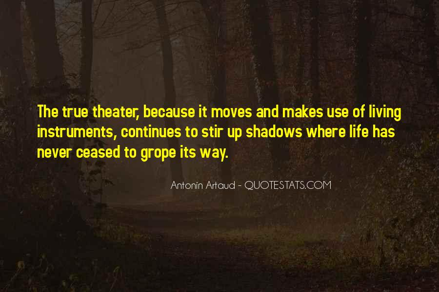 Way Of Shadows Quotes #268400