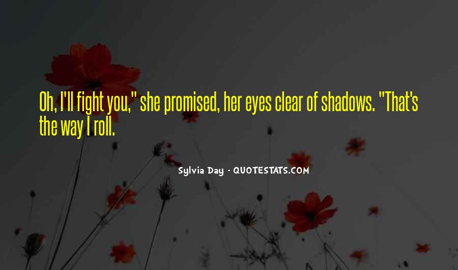 Way Of Shadows Quotes #678530