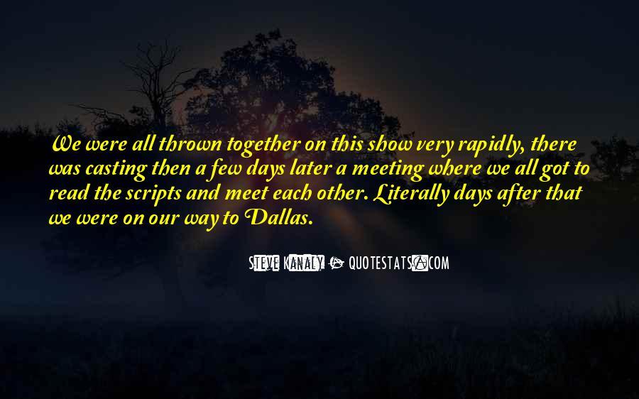 Way We Were Quotes #122193