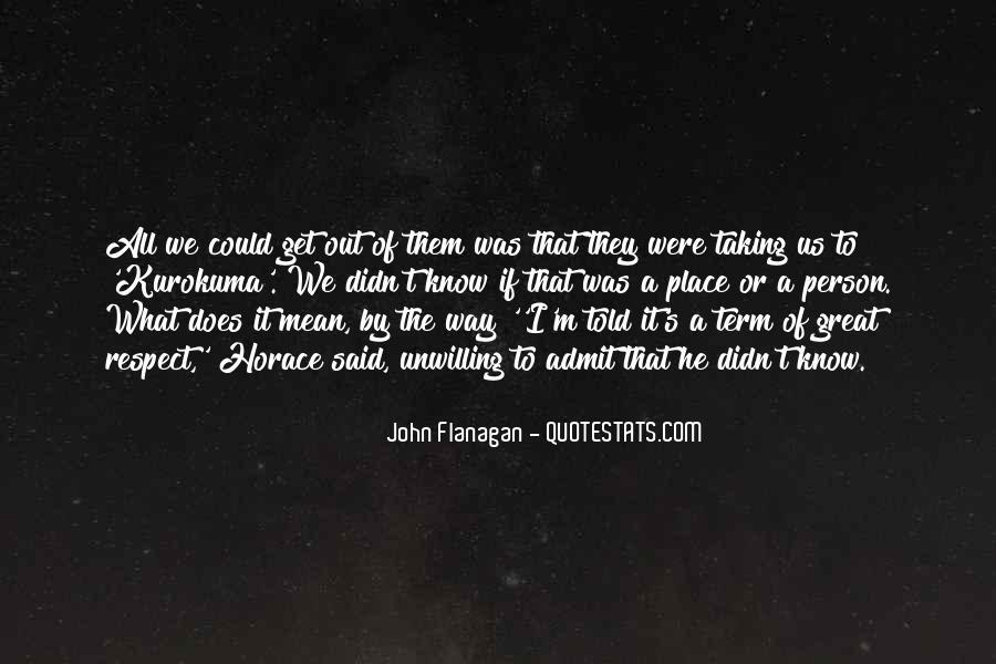 Way We Were Quotes #156166