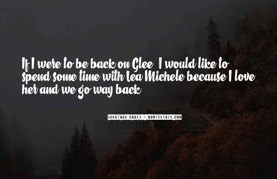 Way We Were Quotes #156380