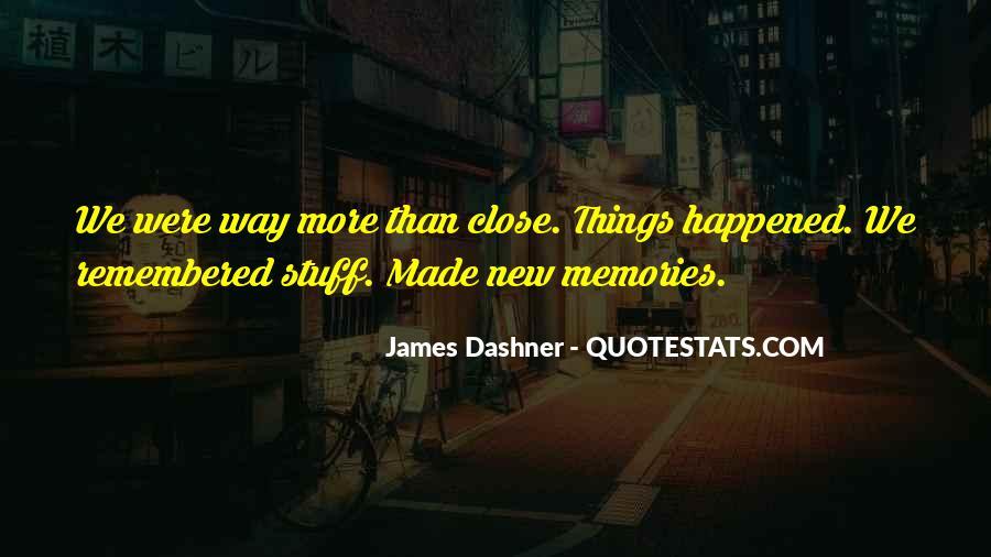 Way We Were Quotes #176373