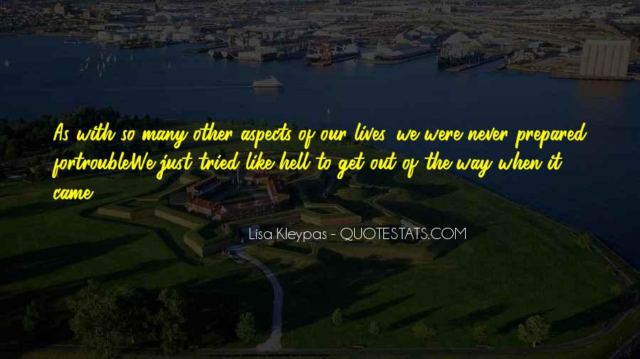 Way We Were Quotes #4459