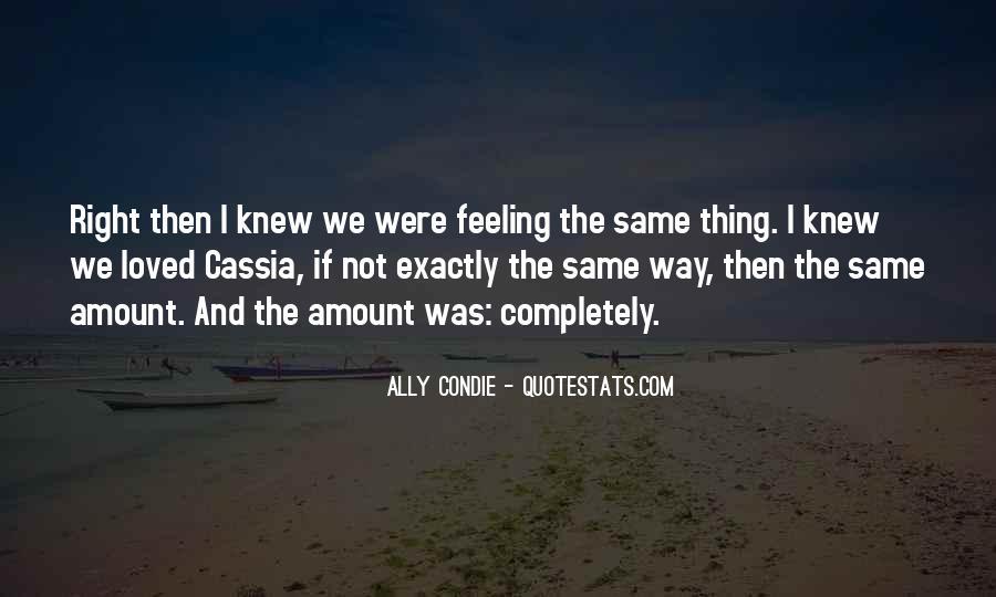 Way We Were Quotes #57048