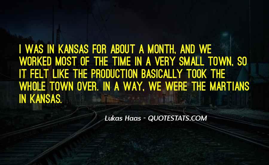 Way We Were Quotes #8315