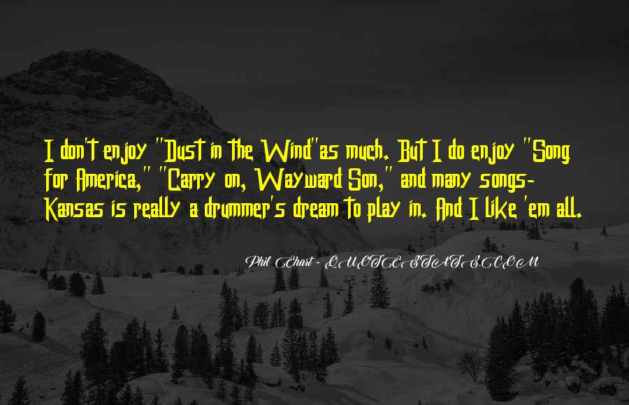 Wayward Son Quotes #1540504