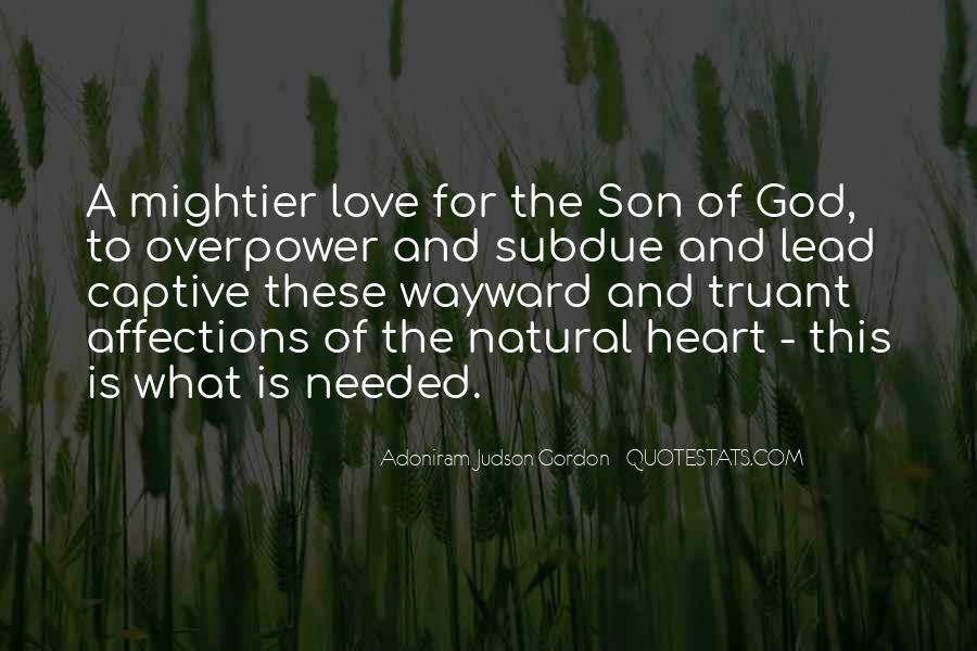 Wayward Son Quotes #1862151