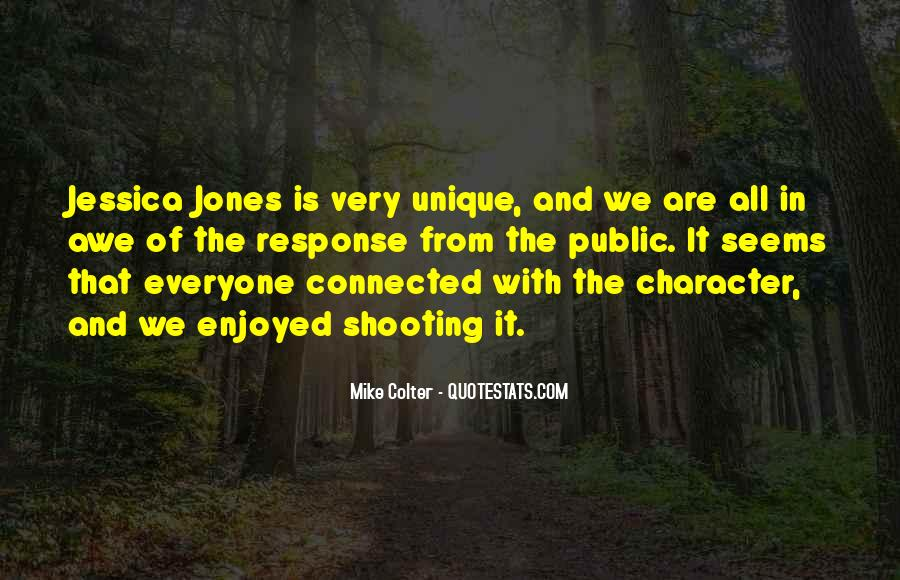 We All Are Connected Quotes #1347000