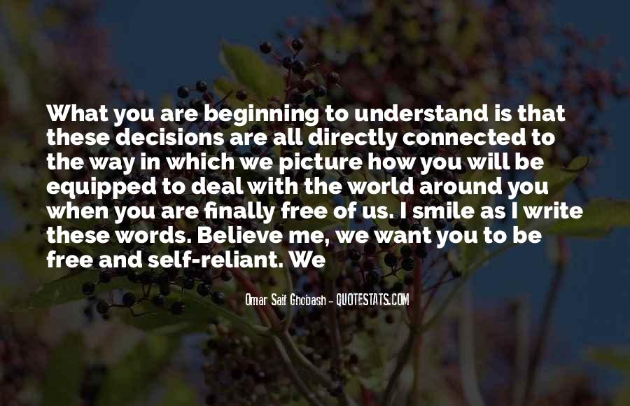 We All Are Connected Quotes #1541921