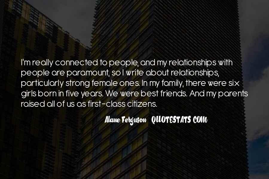 We All Are Connected Quotes #178703