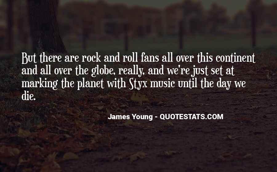 We All Die Young Quotes #553279