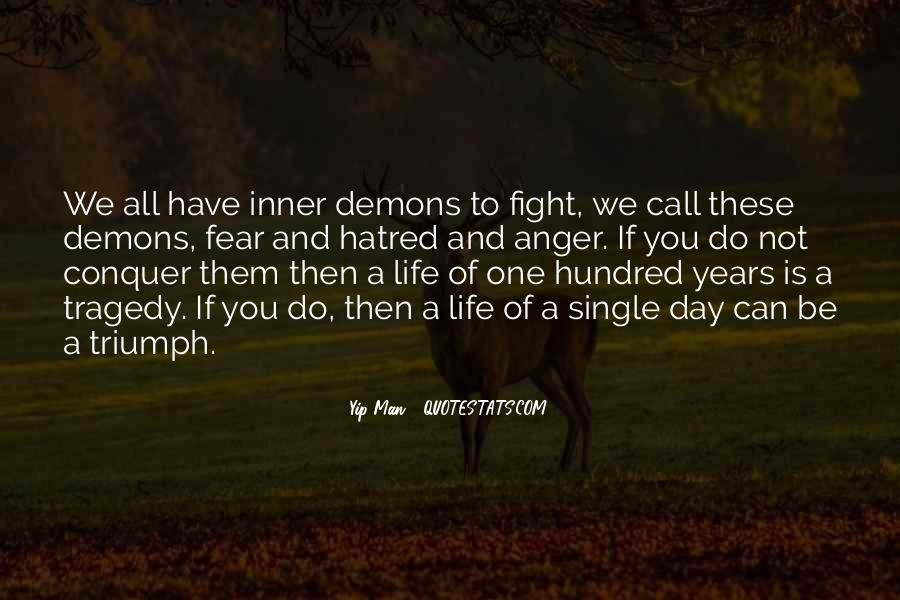 We All Have Demons Quotes #1271170