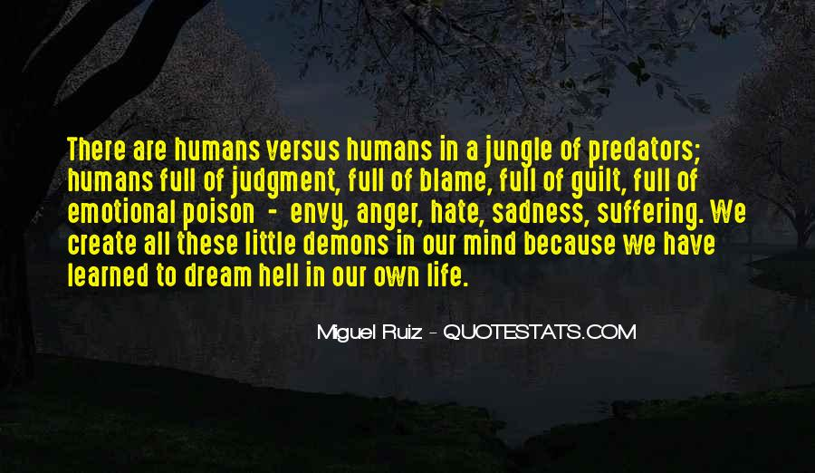 We All Have Demons Quotes #1637075