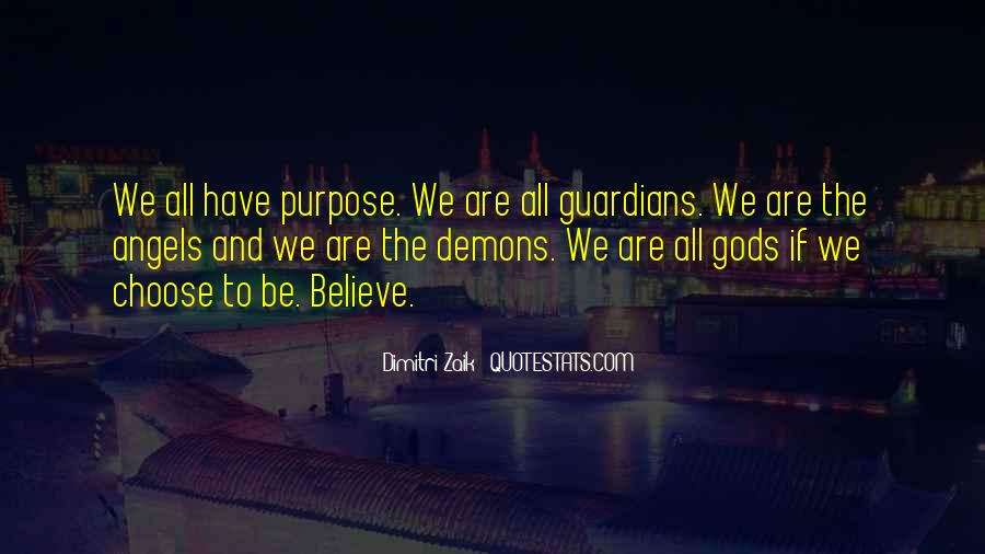 We All Have Demons Quotes #1804809