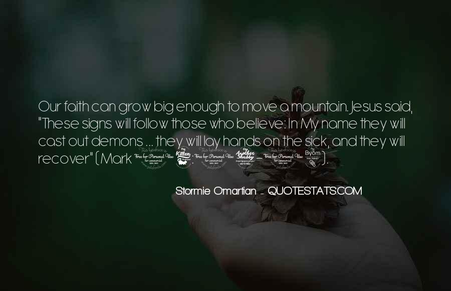 We All Have Demons Quotes #26946