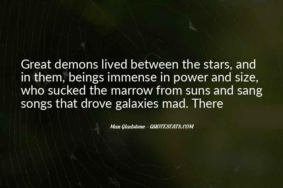 We All Have Demons Quotes #48030