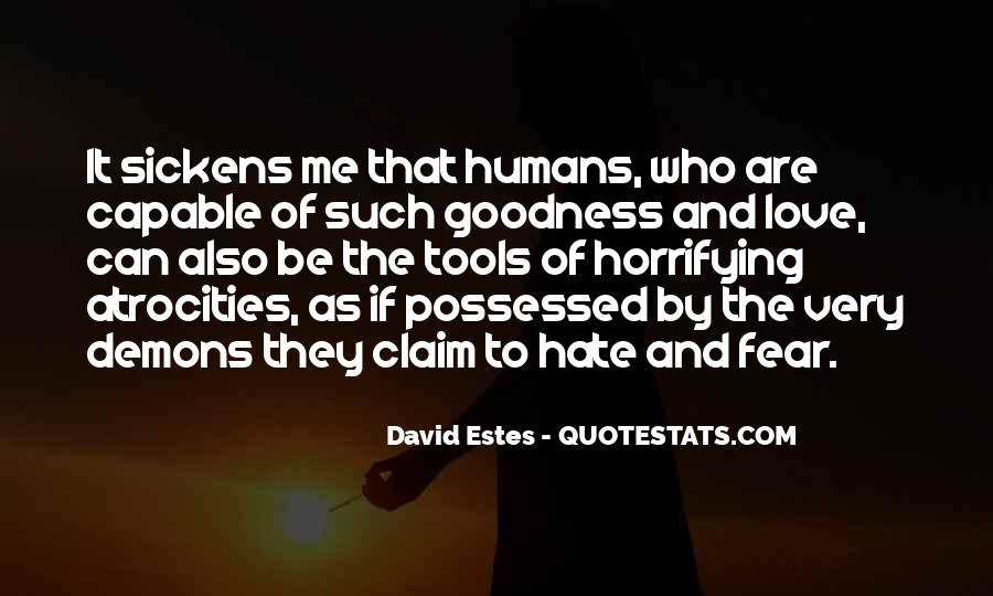 We All Have Demons Quotes #57022