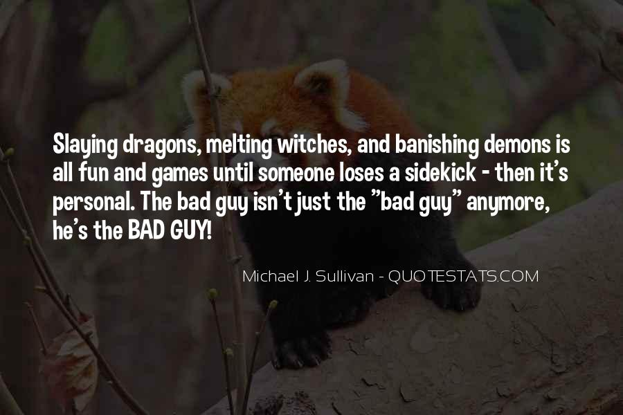 We All Have Demons Quotes #76264