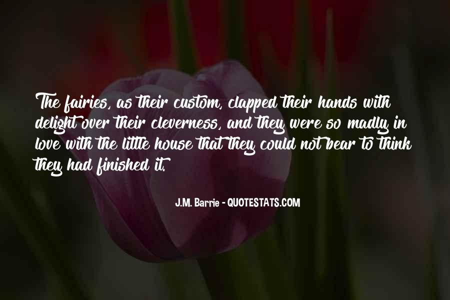 Quotes About Fairies And Love #1151171