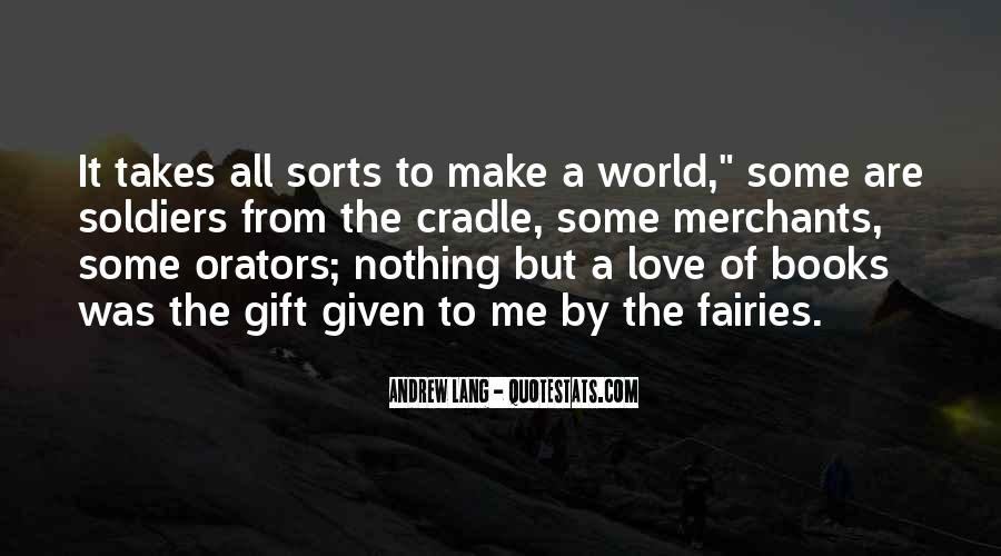Quotes About Fairies And Love #1713827