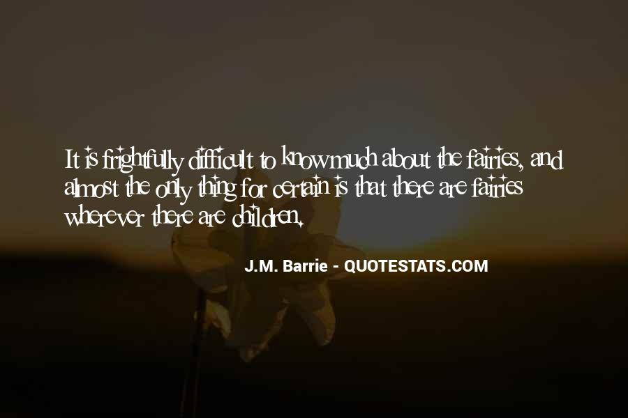 Quotes About Fairies And Love #404219