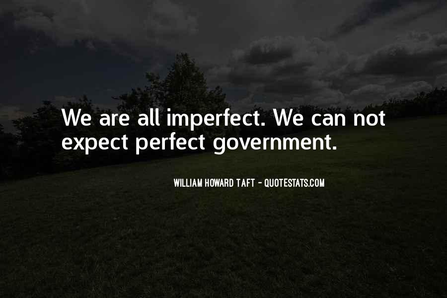 We Are All Imperfect Quotes #1108589