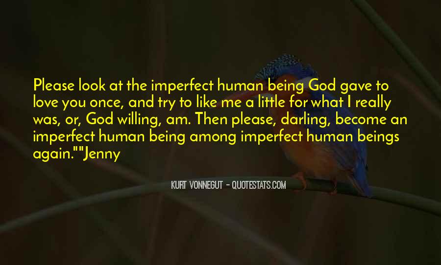 We Are All Imperfect Quotes #140184