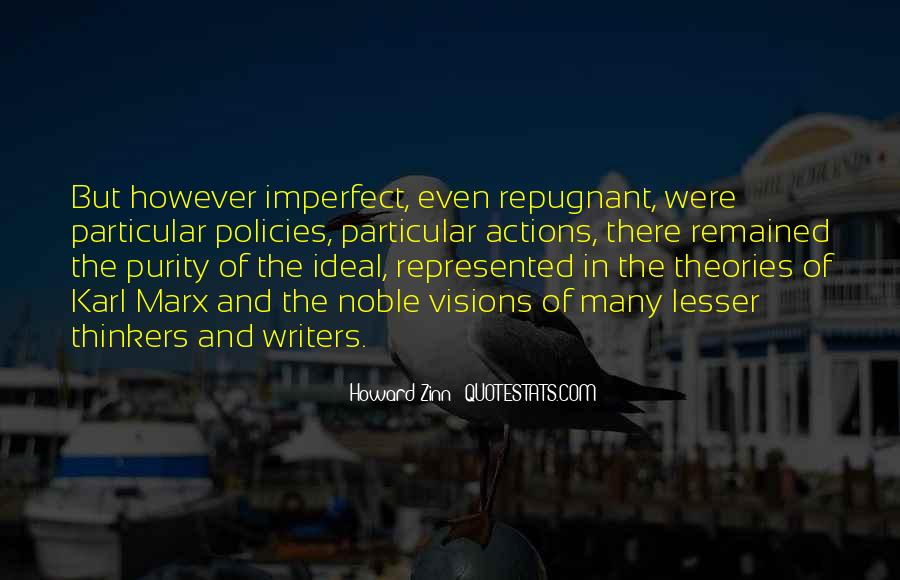 We Are All Imperfect Quotes #1666