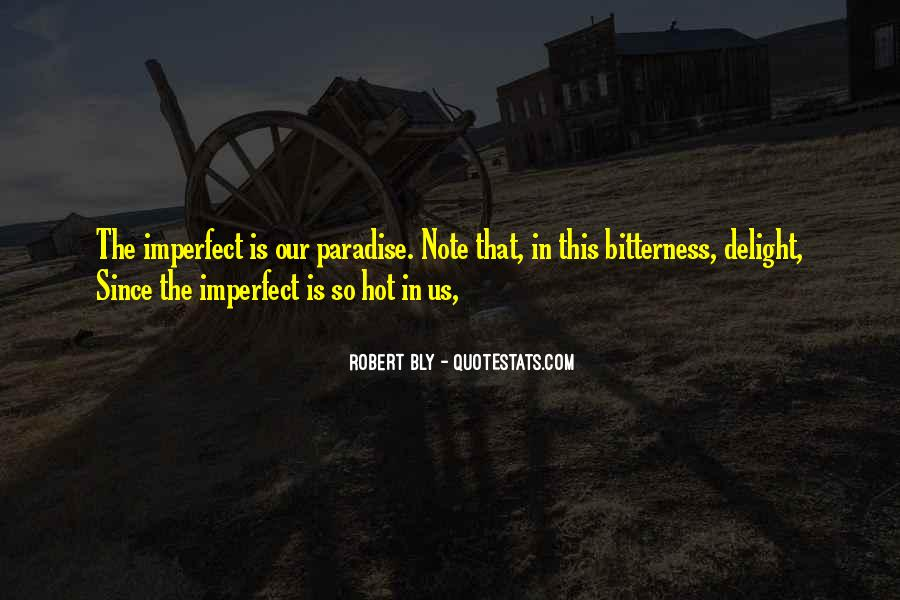 We Are All Imperfect Quotes #56880