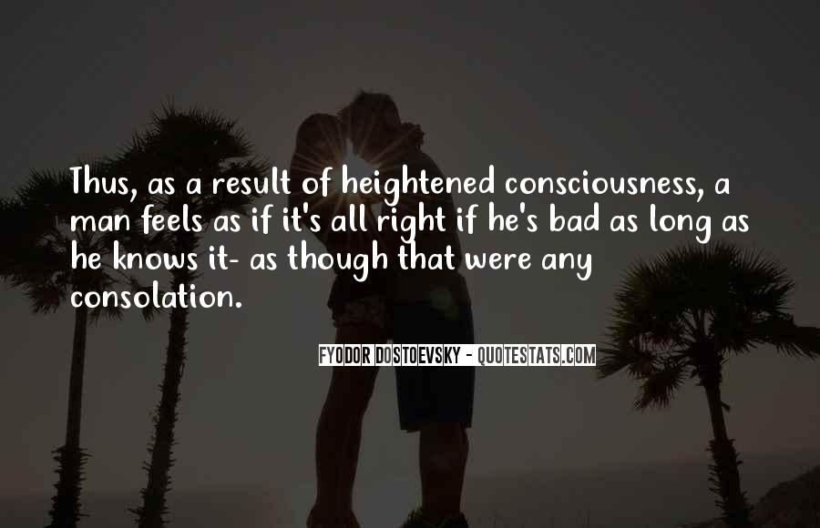 We Are All One Consciousness Quotes #1463