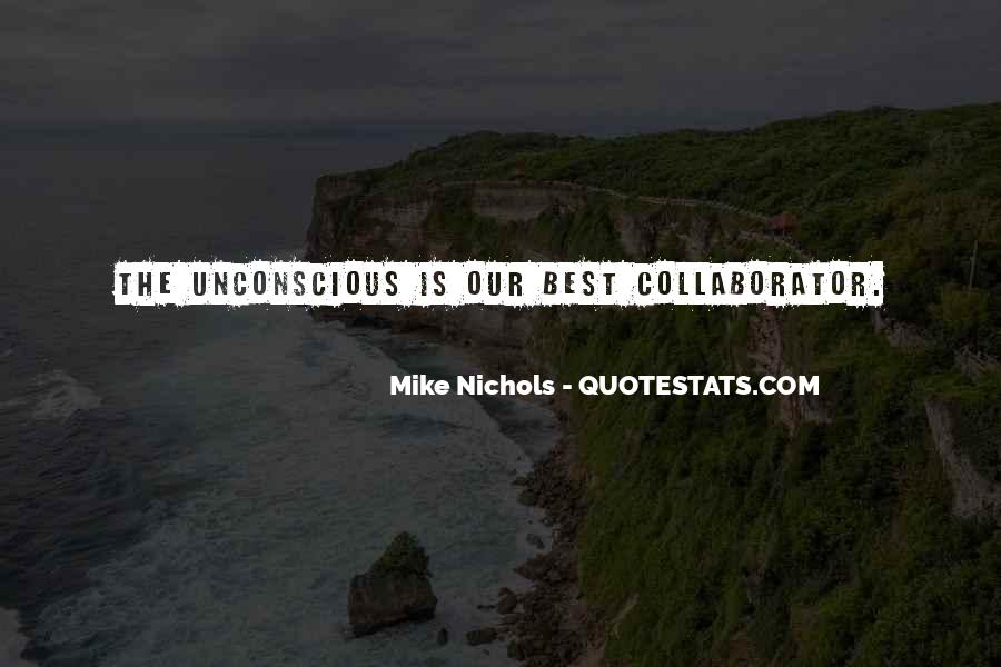 We Are All One Consciousness Quotes #3877