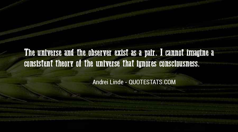 We Are All One Consciousness Quotes #7115