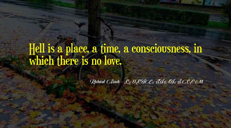 We Are All One Consciousness Quotes #9348