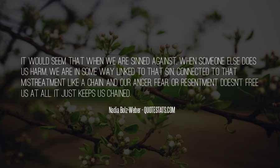 We Are Connected Quotes #125890
