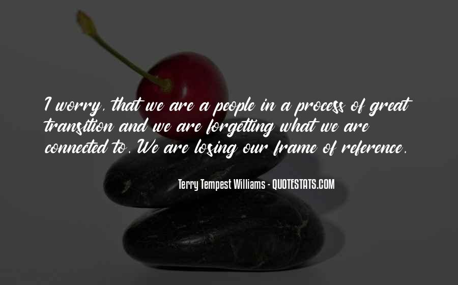 We Are Connected Quotes #144646