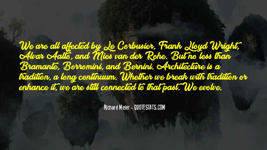 We Are Connected Quotes #282191