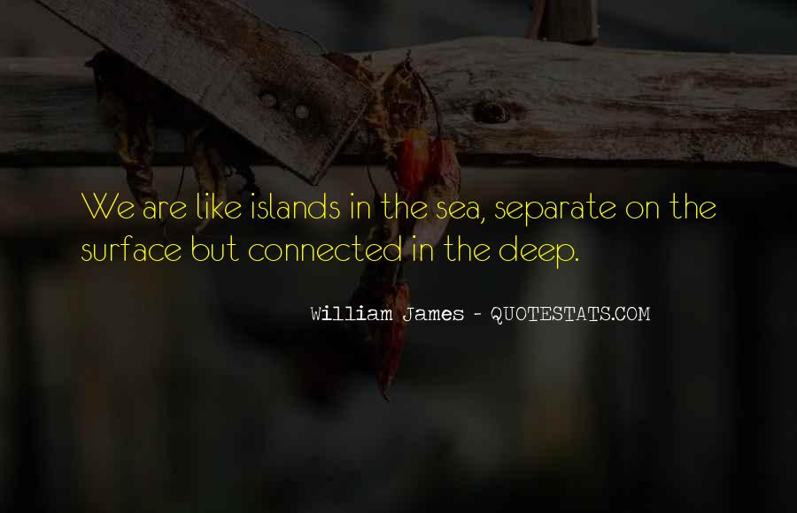 We Are Connected Quotes #364097