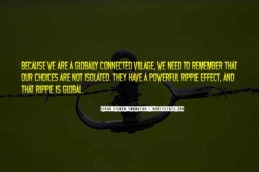 We Are Connected Quotes #387895