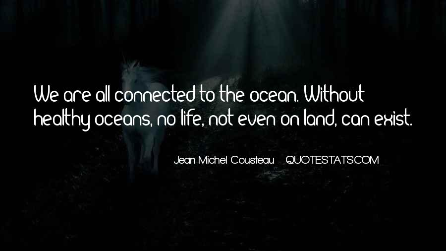 We Are Connected Quotes #510490