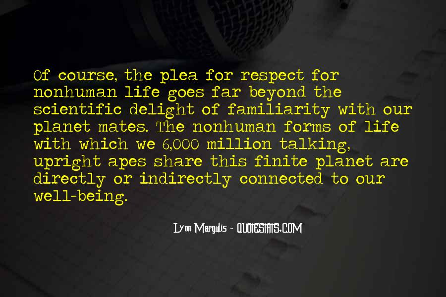 We Are Connected Quotes #715941